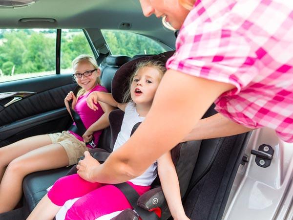 Quand ne plus utiliser de siège auto ?