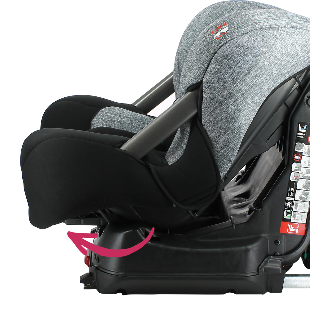 ERISISIZE-ISOFIX-INCLINABLE