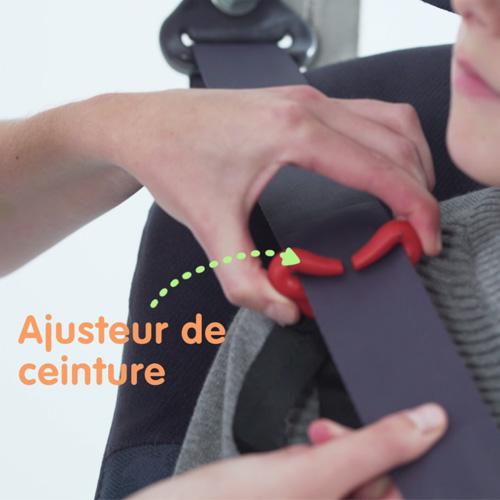 ajusteur de ceinture