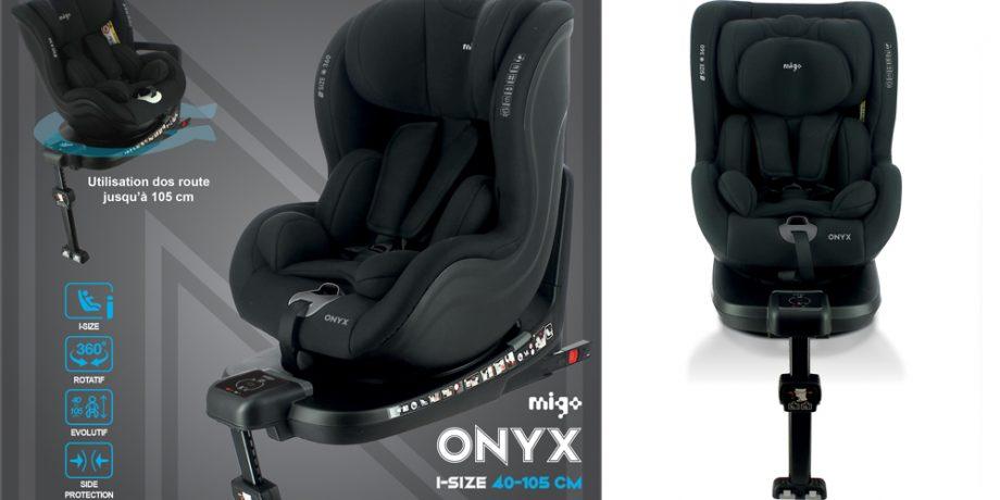 siege auto ONYX