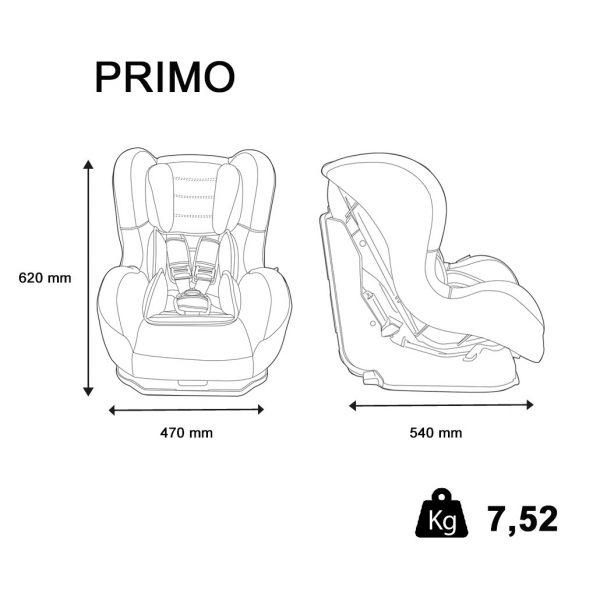 primo-dimensions