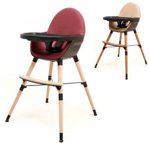 chaise haute confort